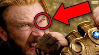 23 Increíbles Mensajes Ocultos en Avengers: Infinity War - Parte 2