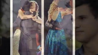 Taylor Squared --Taylor Lautner + Taylor Swift ( wish they was still together )