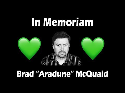 The Community Remembers Brad McQuaid