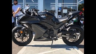 2013 Kawasaki Ninja 300 ...very clean and low miles in the Bay Area