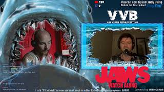 Jaws (1975) Watch Party | Val Verde Broadcasting