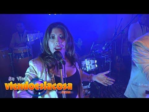 VIDEO: YOSETE Y LA SONORA SENSACIÓN - Homenaje a Beba Rocha - En Vivo - WWW.VIENDOESLACOSA.COM
