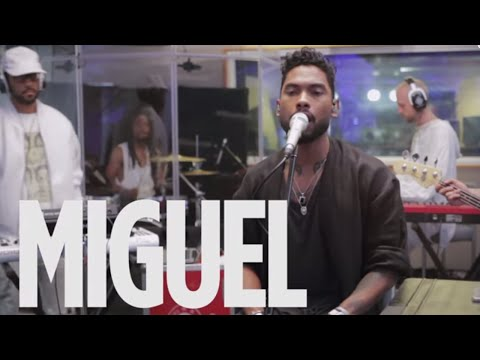 "Miguel ""Coffee"" Live @ SiriusXM // The Heat"