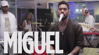 miguel coffee live siriusxm the heat