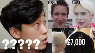 Korean react to Oli London ver 2/ Coreano reage ao Oli London.