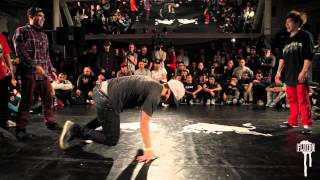 FLUIDO JAM 6 FINAL: KNUCKLEHEADZ CALI (USA) VS JINJO CREW (KOREA)