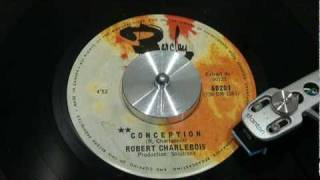 ROBERT CHARLEBOIS - Conception - 1972 - BARCLAY