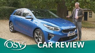 Kia Ceed 2018 Review // Is it competition for the Ford Focus?