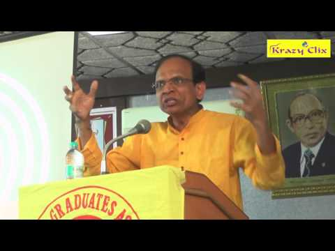 PART 2 SPEECH BY ANIL BOKIL ON TAX LESS INDIA CASH LESS INDIA || KRAZY CLIX || HYD||