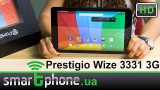 Prestigio MultiPad Wize 3331 3G - Обзор планшета за $120