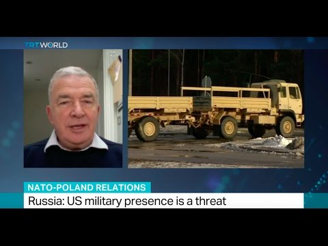 NATO-Poland Relations: Interview with Lord West