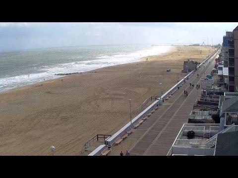 Hotel Monte Carlo Oceanfront, Ocean City, MD (Live Webcam)