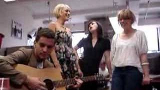 "The Pipettes - ""You Kisses Are Wasted On Me"" @ CMJ"