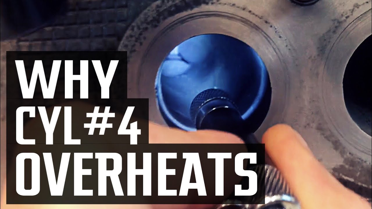 Subaru Diy Why Cyl 4 Overheats Rsti Build Youtube