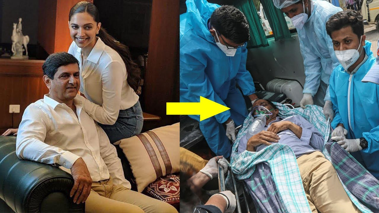 Download Deepika Padukone and her all Family Hospitalized due to Serious Health Condition Bcz of Covid 19