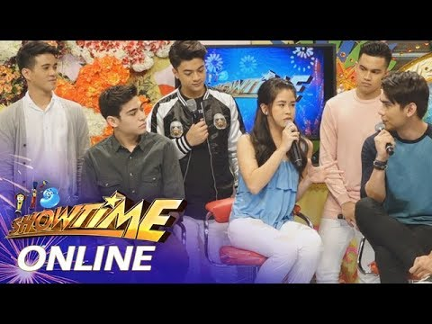 It's Showtime Online: KissMarc shares how they can relate with the story of 'Ipaglaban Mo'