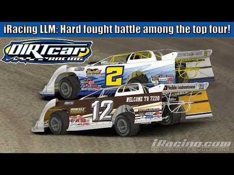 iRacing Limited Late Models: Throw a blanket over the top 4