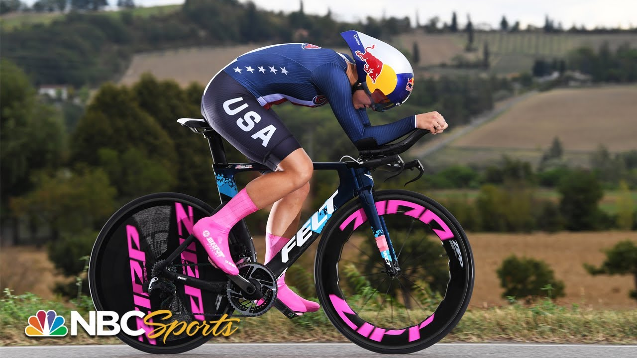 Chloe Dygert crashes, injured in world championships time trial | NBC Sports
