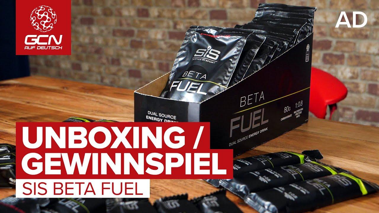 Die neue Beta Fuel Sporternährung Produktreihe von SiS / Unboxing + Gewinnspiel