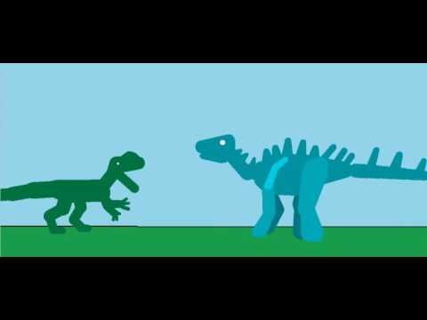 Sinosaurus Vs Lexovisaurus