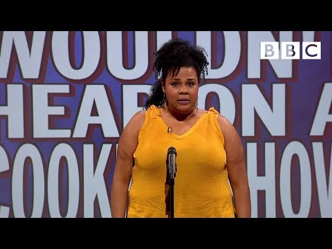 Things you wouldn't hear on a cookery show | Mock the Week - BBC