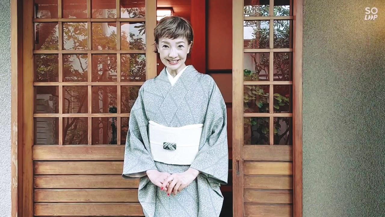 Saiko チャンネルはじめました! by #SaikoStyle #一色采子 #きものライフ