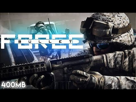 Download Bullet Force Mod Apk Android Offline & Online Size 400MB [Gameplay+Tutorial]
