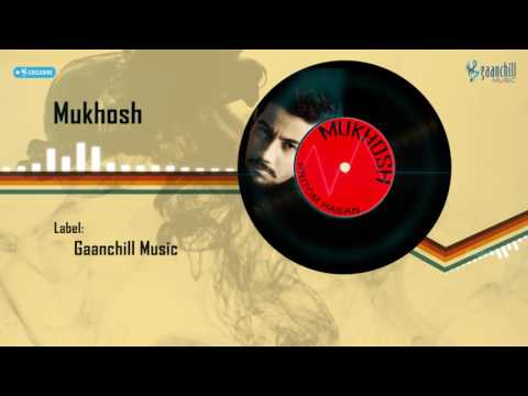 Mukhosh | Pritom Hasan | Lyrical Video | Bangla New Song | 2017