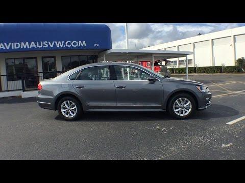2016 Volkswagen Passat Orlando FL 60578