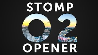 Stomp Opener 02 ( After Effects Project Files)