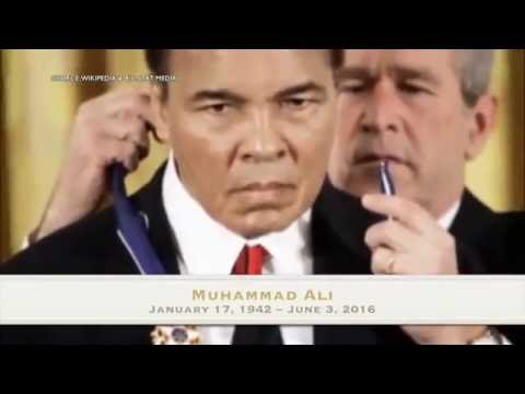 "Muhammad Ali ""The Greatest"" (1942 - 2016)"