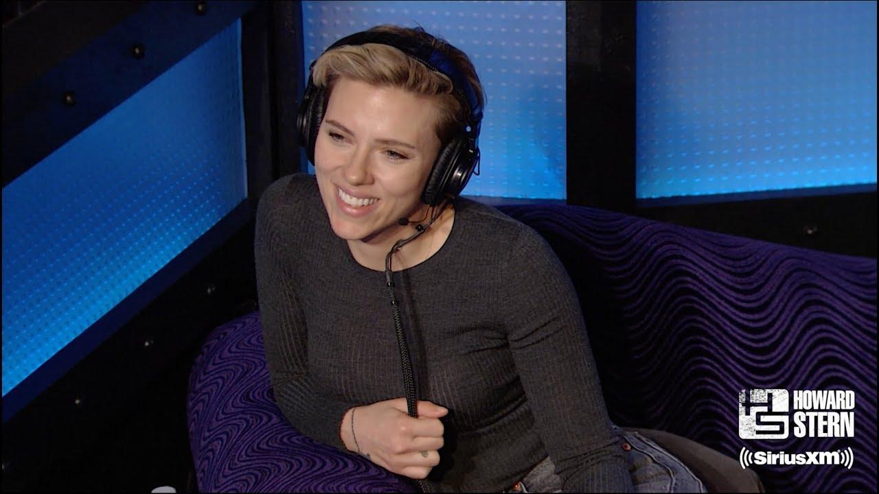 Scarlett Johansson on Playing Black Widow in Marvel Movies ...