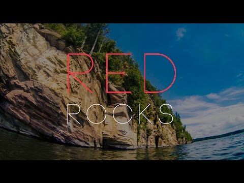 Vermont Cliff Jumping: Red Rocks Burlington