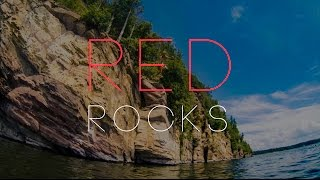 Vermont Cliff Jumping: Red Rocks