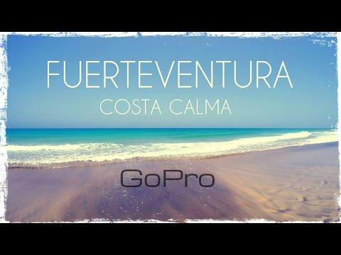 Fuerteventura 2016 Costa Calma GoPro