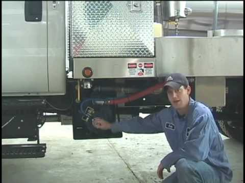 How To Operate A Vacuum Truck