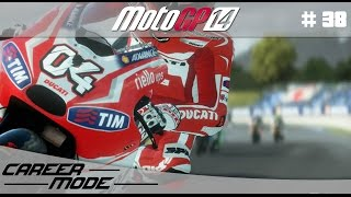 MotoGP 14 Career Mode Part 38 - Moto 2 Malaysian Grand Prix