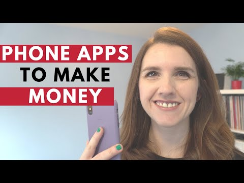 8 APPS TO MAKE MONEY ONLINE UK - How to make money from your phone in 2020 (Jobs and Money Rebates)