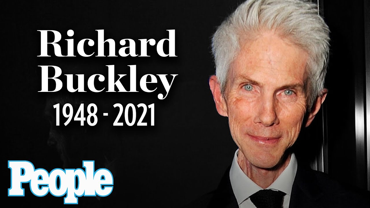 Fashion editor Richard Buckley, husband to designer Tom Ford ...