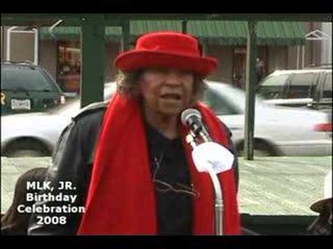 Amelia Boynton Robinson & MLK Jr. #1
