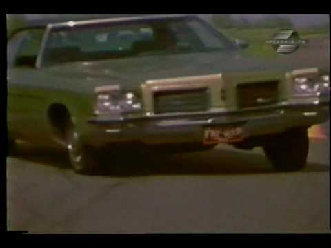 1971 Olds Delta 88 - vintage road test