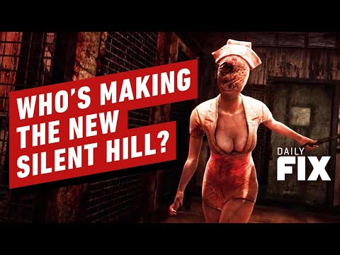 New Silent Hill In the Works... But By Who? - IGN Daily Fix