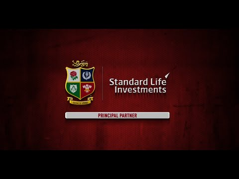 Standard Life Investments is Principal Partner of The British & Irish Lions