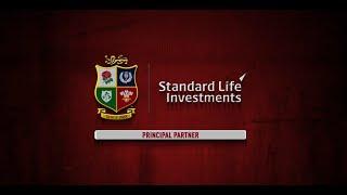 Standard Life Investments is Principal Partner of The British & Irish Lions