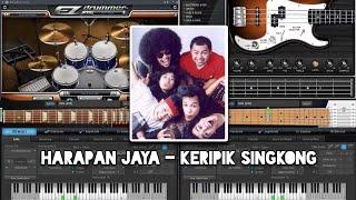 Harapan Jaya Keripik Singkong Karaoke FL Studio