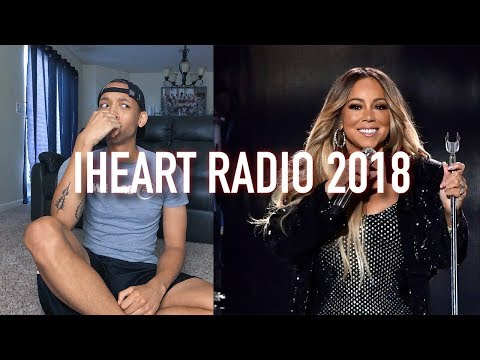 DID MARIAH CAREY LIP SYNC @ THE iHEART RADIO MUSIC FESTIVAL 2018? | REACTION & REVIEW
