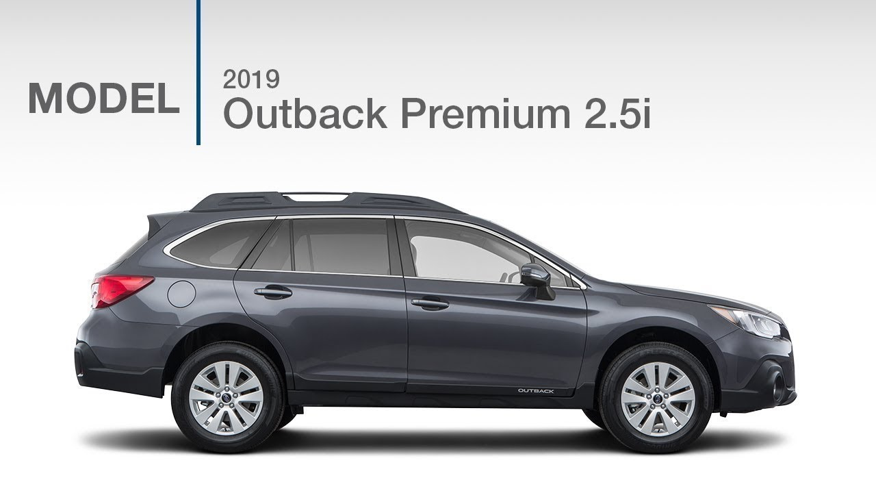 The All New Subaru Outback