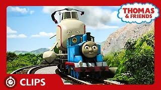 Three Ways Of Doing Things | Clips | Thomas & Friends