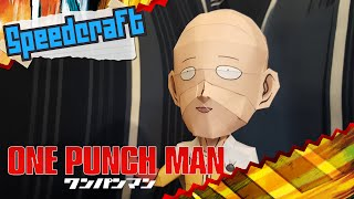 One Punch Man Papercraft ~ Saitama ~