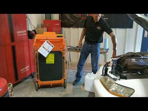 VFX1   Unpack & Prepare for Use